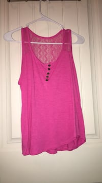 Hot Pink Tank Top Kansas City, 66109
