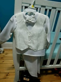 Infant Baptist outfit 6-12 months Toronto, M9M 1G7