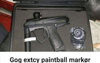 Paintball markør