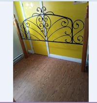 red and yellow floral bed frame Longueuil