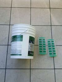 5 gallon container + ice cube container  Bay Point, 94565