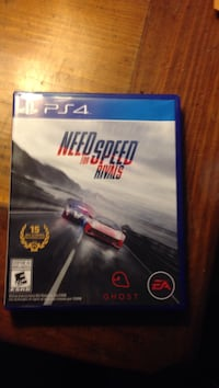 Need for speed rivals for ps4