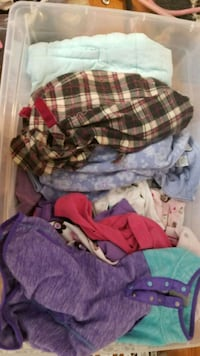 Lot of 60+ Winter girls clothes XS/S, 4, 4T  Woodsboro, 21798