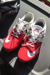 Track Spikes Size 10