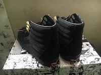 Black Panther Sk8 Hi Los Angeles