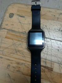 black and gray smart watch Livingston, 07039