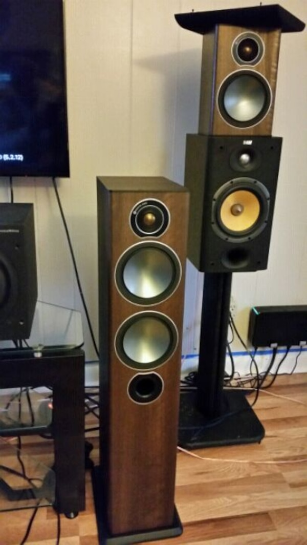MONITOR  AUDIO BRONZE SURROUND SYSTEM 74fe433d-bc9d-4a6e-b74a-b9086f121642