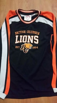 Youth BC Lions jersey Abbotsford, V2T 3K5