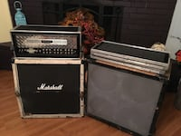 Mesa Boogie Dual Rectifier 100w Head full stack