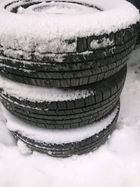tires 185/70R14 I have All 4 tire's. 713 mi