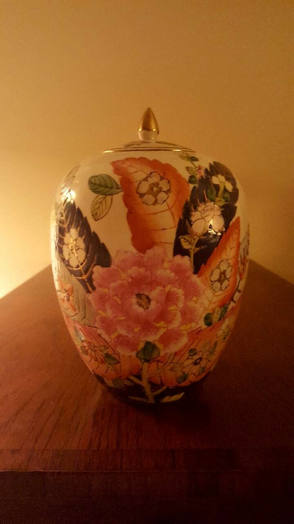 Used Hf P Macau Chinese Porcelain Vase For Sale In Irmo Letgo