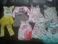 Baby girl clothes Sterling Heights, 48314