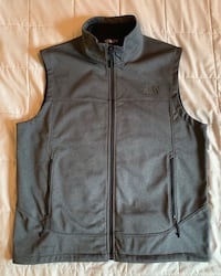 TNF Men's Windwall Vest - Size L Bethesda