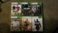 All for $50 XBOX 360 Metairie, 70002