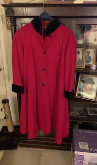 Wool coat 50.00 or best offer Baltimore, 21215