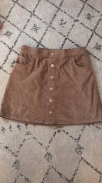 suede express skirt Arlington, 22201