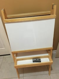 Art Easel two sided