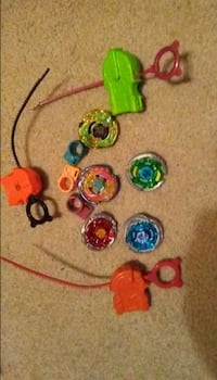Beyblades with arena  Lamar, 47550