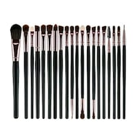 20pcs Makeup BRUSHES Kit Set Powder Foundation Eye Calgary, T3M 0J8
