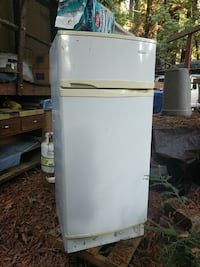 Danby propane refrigerator works great