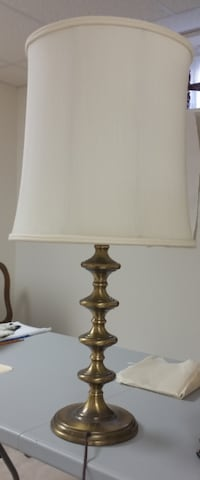 Brass Lamp Chadds Ford
