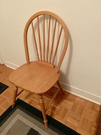 Solid Wood Chair Toronto, M6H 3X7