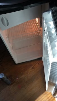 white single-door refrigerator New Carrollton, 20784