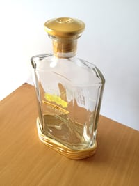 Noces D'Or Collectible Decorative Bottle - Very Rare