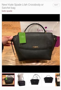 Authentic Kate Spade New York Women's Laurel Way Lilah Satchel NWT