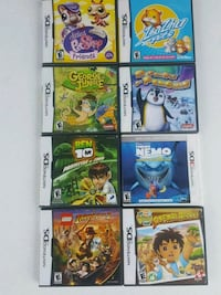 Ds + 3Ds games Aldie, 20105