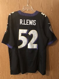 Ray Lewis jersey used Baltimore