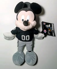 NFL Mickey Mouse Oakland Raiders Limited Edition  Concord, 94520