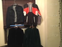 Jackets Zara and urban outfitters size S and M New York, 11212