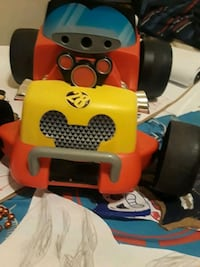 Mickey mouse ride toy