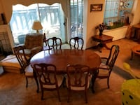 Dining room table with chairs Walnut Creek, 94598