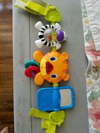 toddler's assorted toys Chino