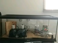 20gal tank and basics for a juvenile beardeddragon Inver Grove Heights, 55076