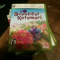 Xbox 360 beautiful katamar  Kitchener, N2M 4C8