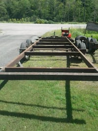 2 camping trailer frames for sale Frontenac County, K0H