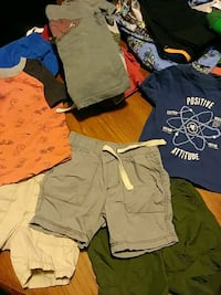 Box of Boys mix 12 mth to 2t clothes Conway, 72032