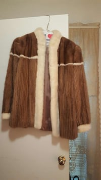 women's fur jacket, Size S Woodbridge, 22192