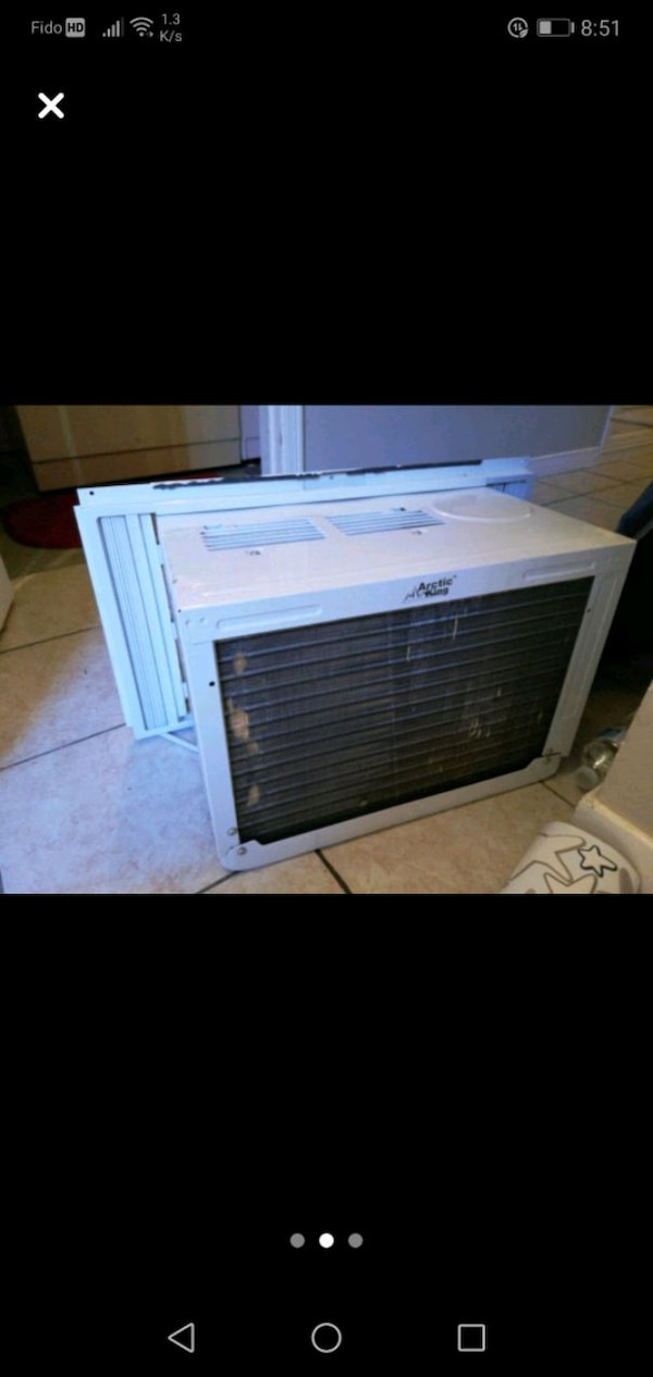 6000btu Artic king ac unit 0374b729-b987-4c07-8dd7-4b8409736e0c