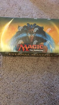 MTG Eternal Masters Booster Box Odenton, 21113