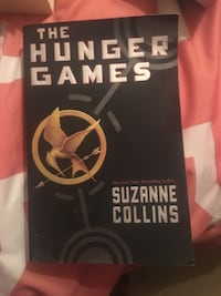 Hunger Games gently used