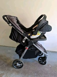 Care seat and stroller.. Expire car seat . 2024 Surrey, V3S 9Y9