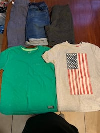 Boy's size 6/7 lot of clothing  Woodbridge, 22193