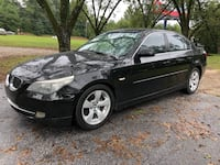Black '08 BMW 528i / 170k Miles / EVERYONE APPROVED Lithonia, 30058