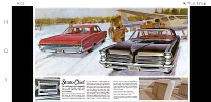 1965 Pontiac Strato Chief