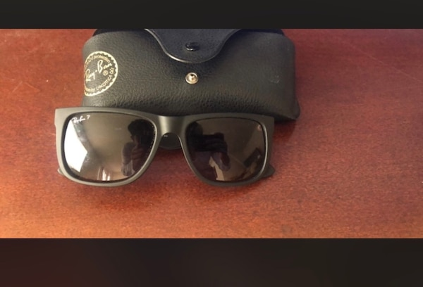 6ae40f0deb Used ray ban justin sunglasses polarized for sale in Brookhaven - letgo