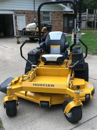 yellow and black zero turn mower Washington